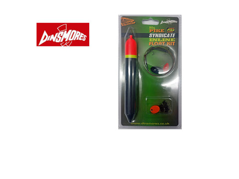 Dinsmores Pike Inline Float Kit - NYHED 2020