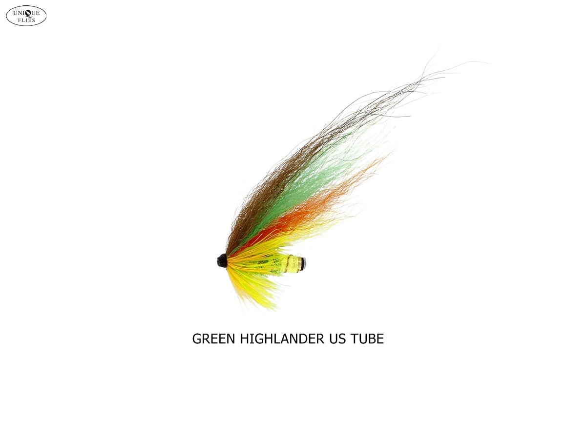 Green Highlander US Tube