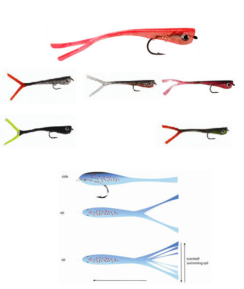 Innovative lures - SwimFish