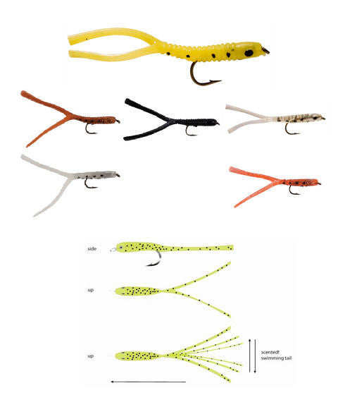 Innovative lures - TwinWorm