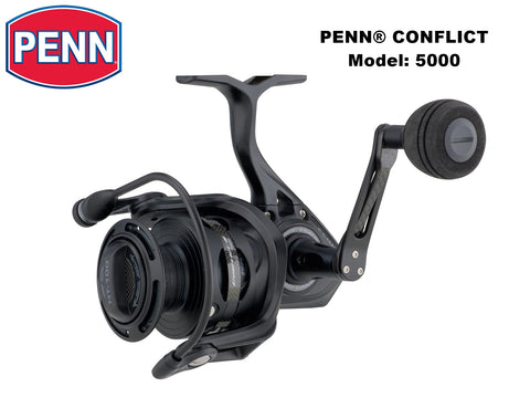 PENN® CONFLICT® II SPINNING