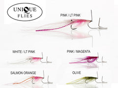 Pattegrisen Spey Ahrex Flexi Legs - NYHED 2019