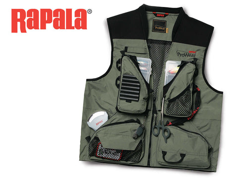 Rapala Shallows Fiskevest