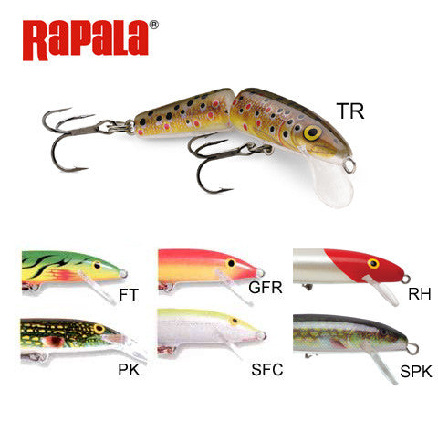 Rapala Jointed, flydende