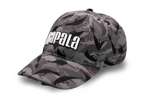 Rapala LED Cap  - Camo One Size