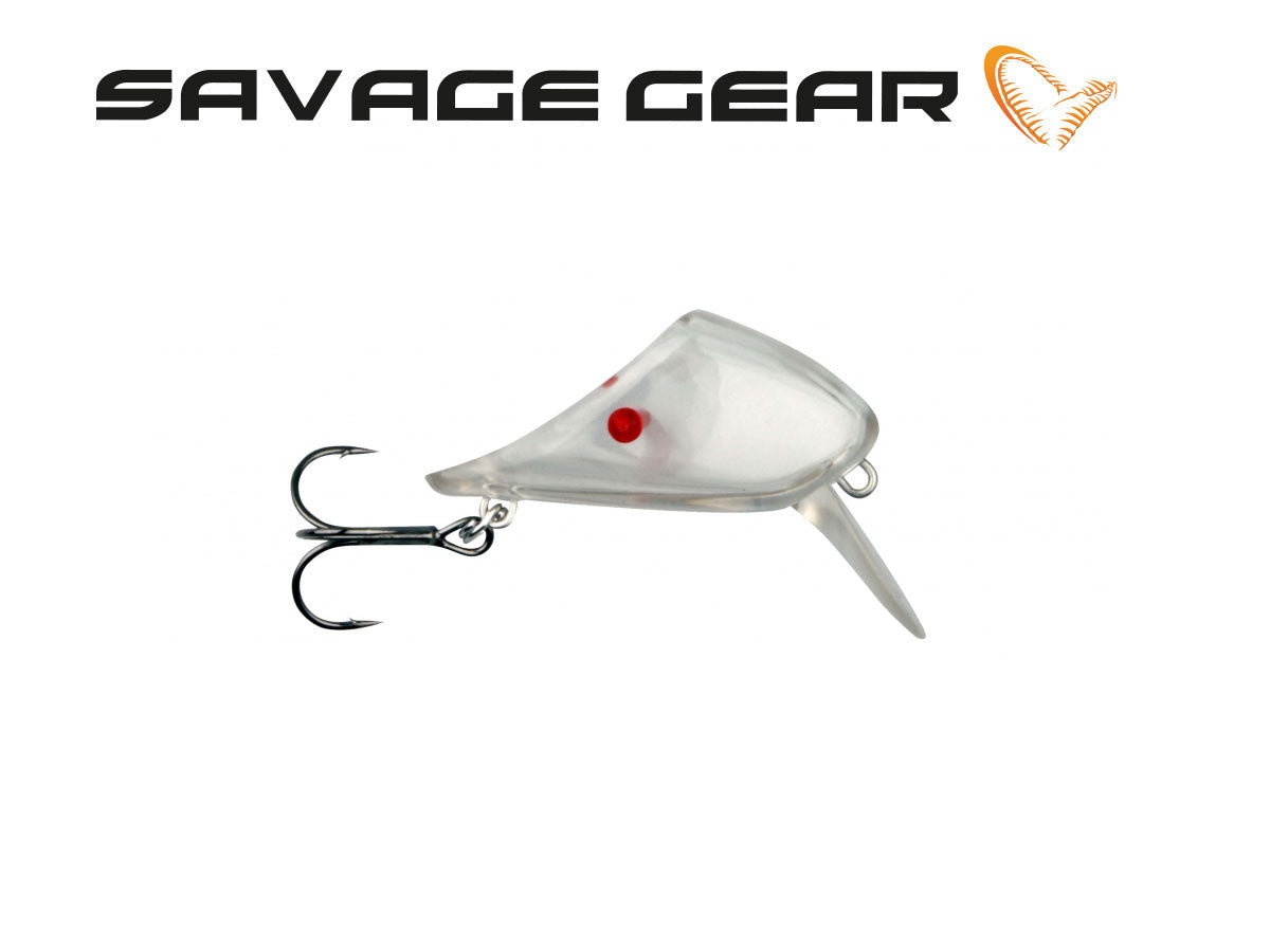 Savage Gear 4Play Lip Scull 2 pack - NYHED 2019