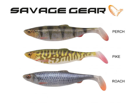Savage Gear LB 4D Herring Shad - NYHED 2019