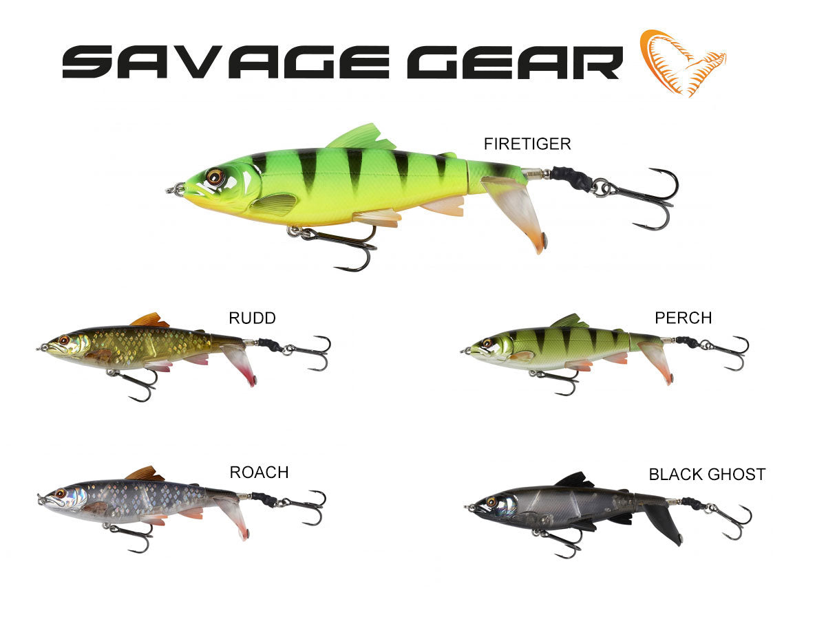 Savage Gear 3D Smash Tail Minnow - NYHED 2019