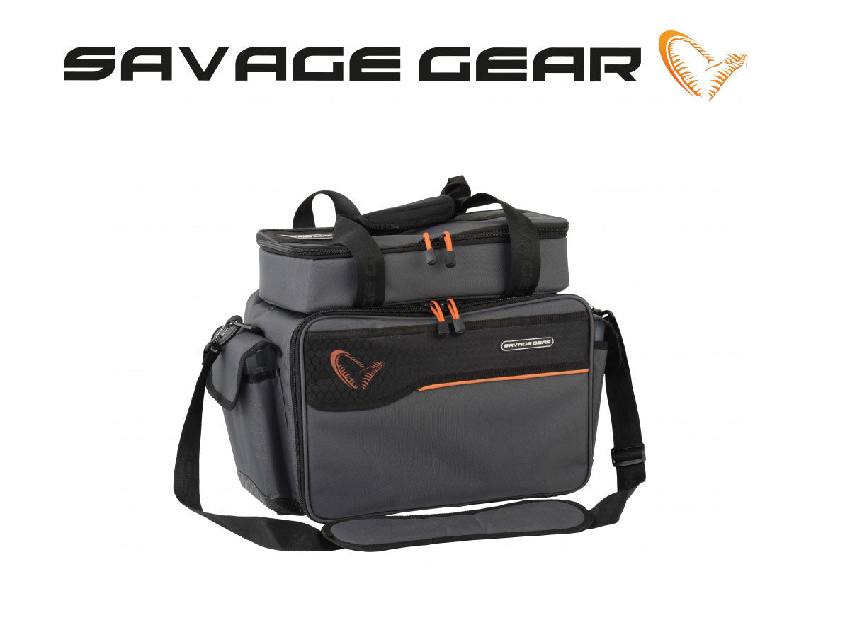Savage Gear Lure Specialist Bag Medium m/6 bokse