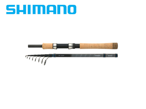 Shimano STC Mini Tele Rejsestang - NYHED 2019