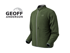 Geoff Anderson Shinogi Fleece Grøn
