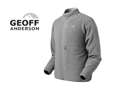 Geoff Anderson Shinogi Fleece Grå