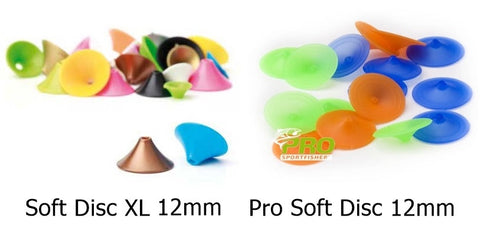 Soft Disc 12 mm /Pro Propeller Small 12 Pack - SPAR 75%