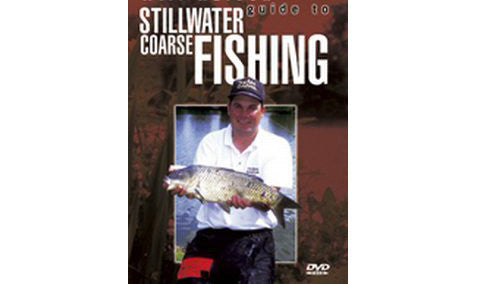 Stillwater coarse fishing - DVD