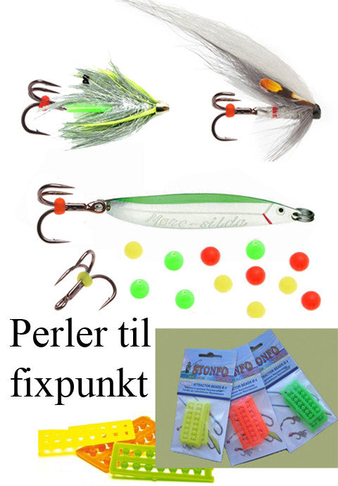 Stonfo Attractor Beads til fix- eller hugpunkt