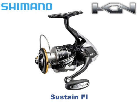 Shimano Sustain FI - NYHED 2018