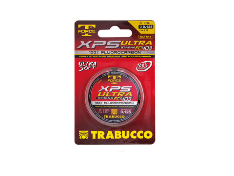 Trabucco XPS Ultra Fluorocarbon - NYHED 2020