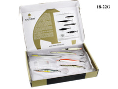 Westin Scandinavian Seatrout Selection - 6 storfangere til kysten - NYHED