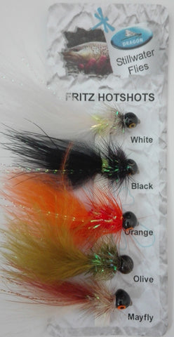 Fritz Hotshots - Put & Take fluesortiment