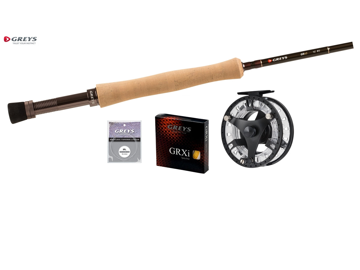 Greys Fluecombo Seatrout Gr40