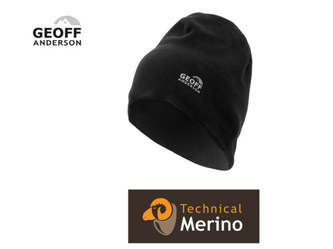 GA TechnicalMerino Fleece Hood - NYHED 2018