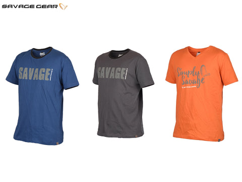 Savage Gear Simply Savage T-shirt