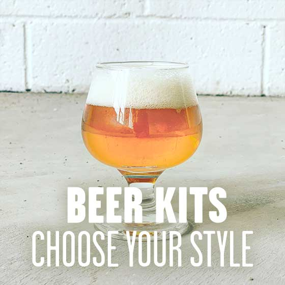 Beer Making Kits: Choose Your Style