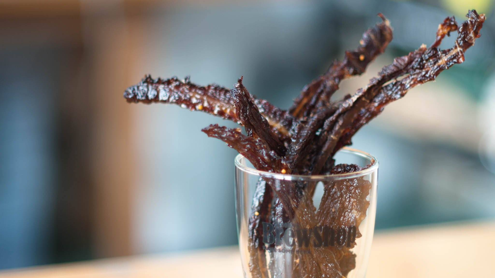 Recipe: Beer Beef Jerky