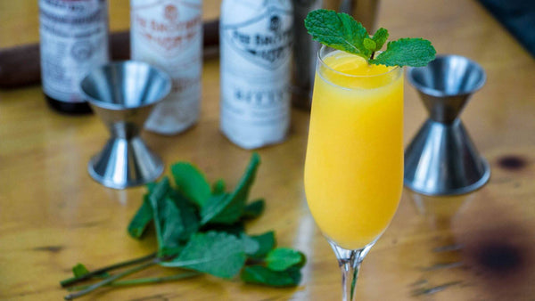 Beer Cocktail: Beermosa