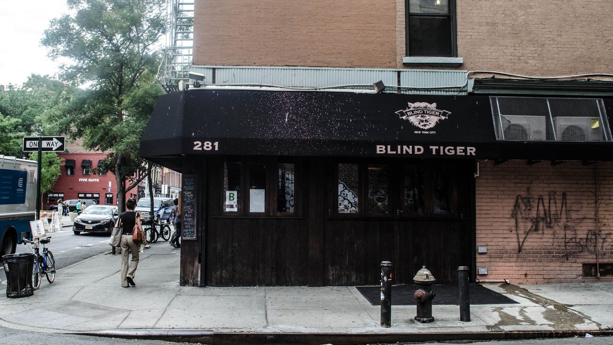 Bar Profile: The Blind Tiger, Manhattan, NY