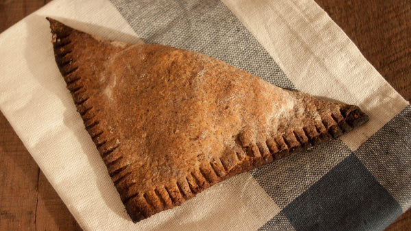 Recipe: Spent Grain Apple Hand Pies
