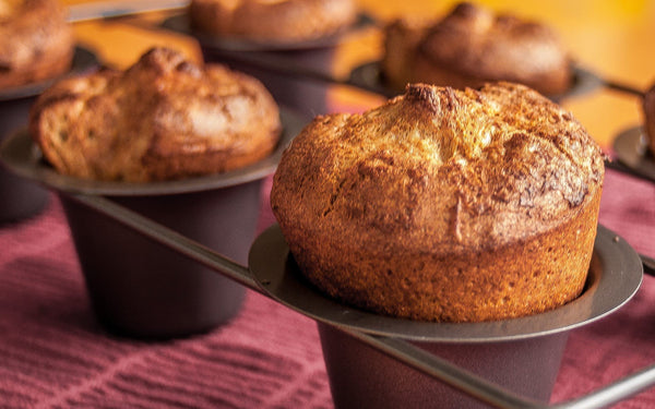 Recipe: Spent Grain Popovers