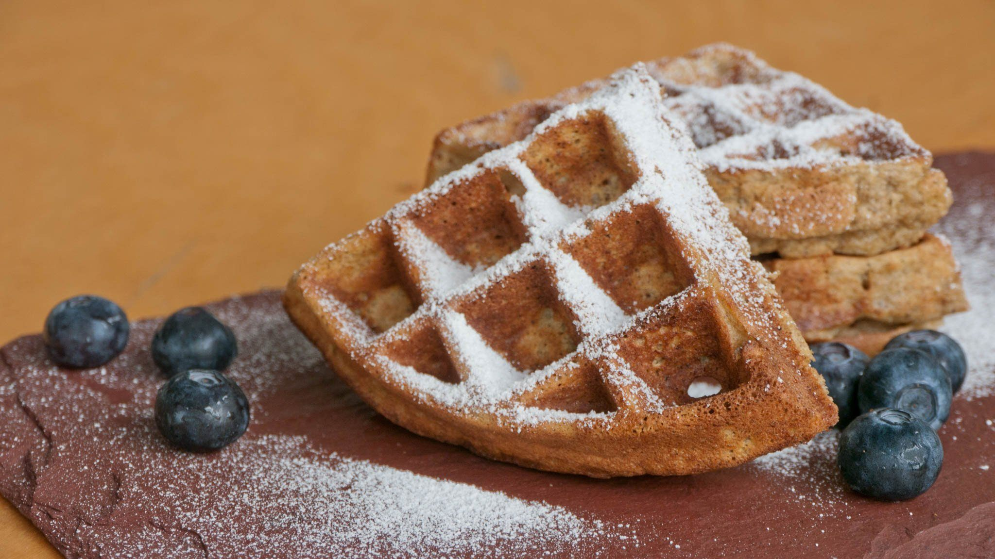 Recipe: Spent Grain Waffles