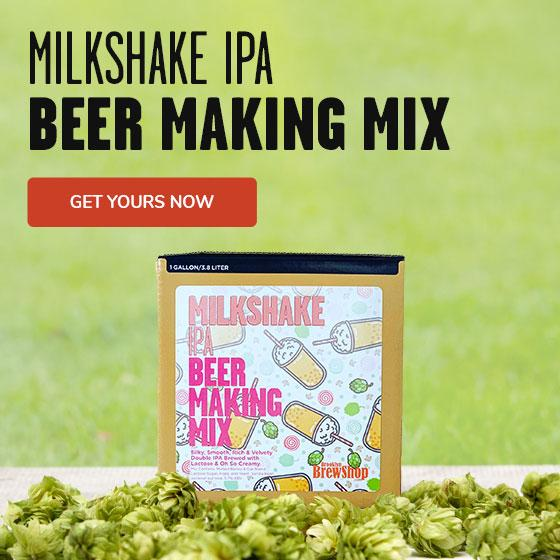 Milkshake IPA Beer Making Mix