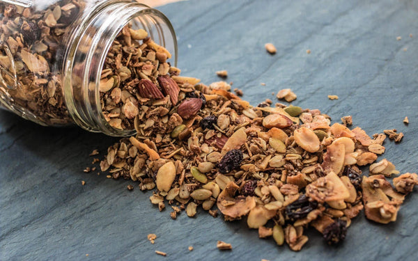 Recipe: Spent Grain Granola