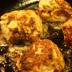 Recipe: Turkey Meatballs with Spent Grain