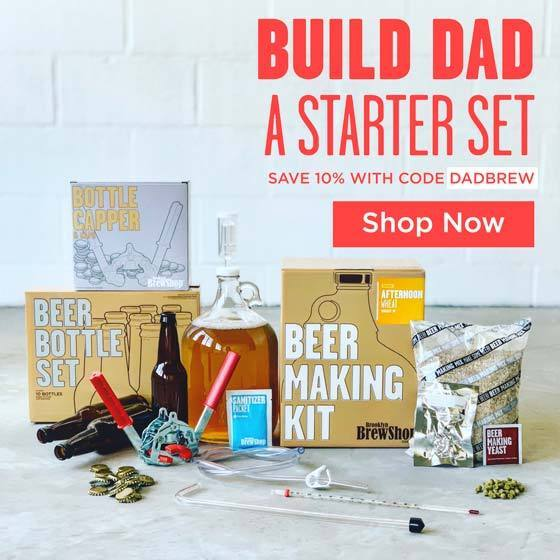 Build Dad a Starter Set: Father's Day Sale