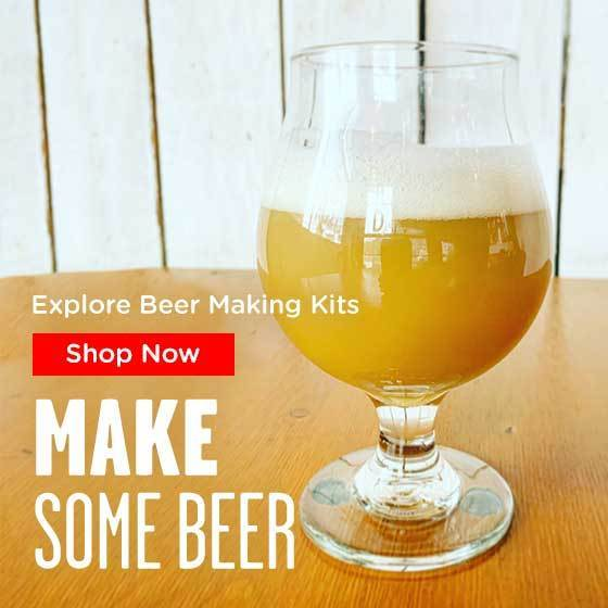 Make Some Beer: Explore Beer Making Kits