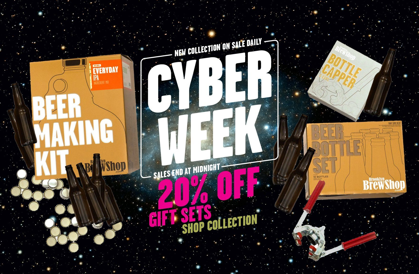Cyber Week Sale 2019: 20% Off All Gift Sets