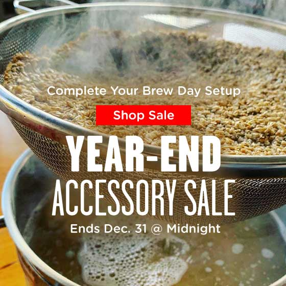 Year-End Accessory Sale