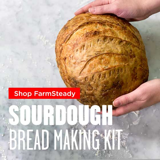 Sourdough Bread Making Kit--Shop FarmSteady
