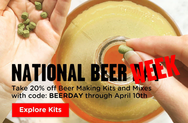 National Beer Day Sale