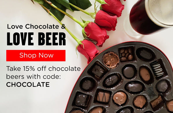 15% off Chocolate Beers with Code: CHOCOLATE
