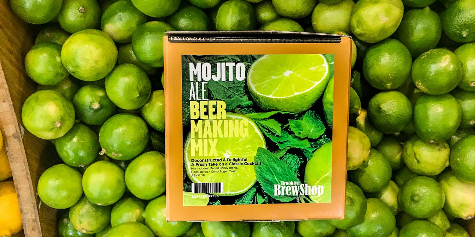 Mojito Ale Beer Making Mix
