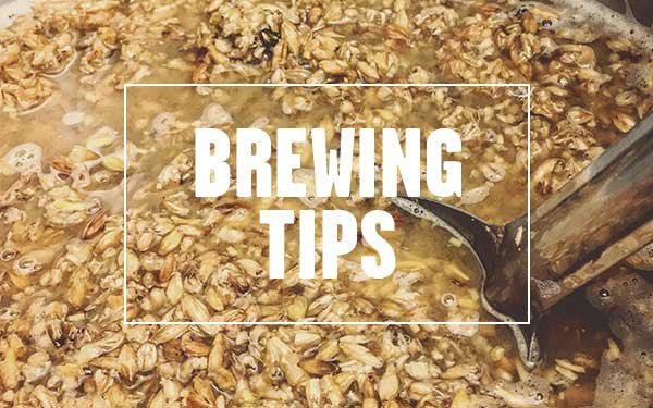 Brewing Tips