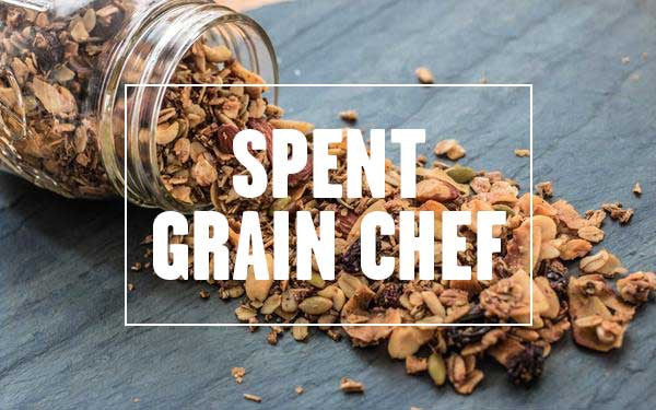 Spent Grain Chef Recipes