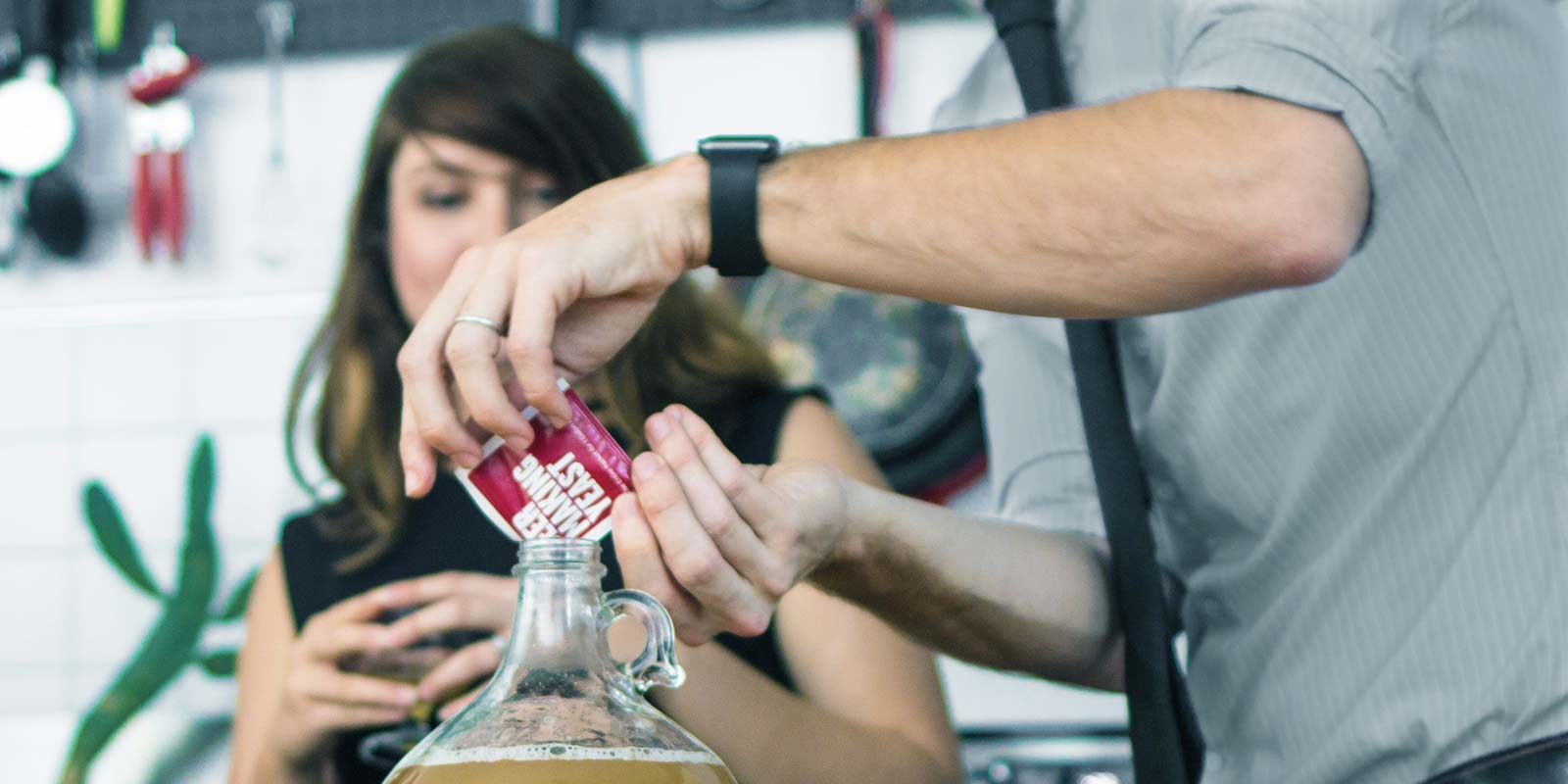 Brooklyn Brew Shop Makes it Easy to Make Your Own Beer