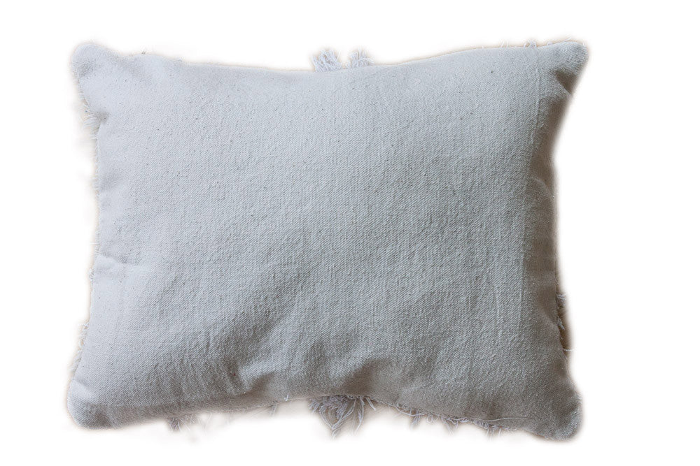 "Wedding Blanket ""Handira"" Pillow (14"" x 18.5"")"