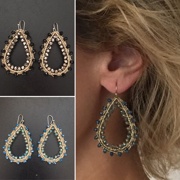 Earrings Alina