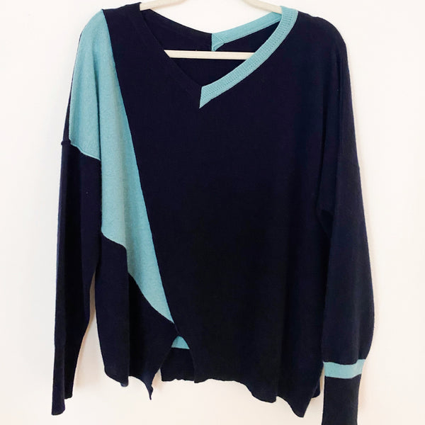 "JUMPER ""CHIARA"" BLUE"
